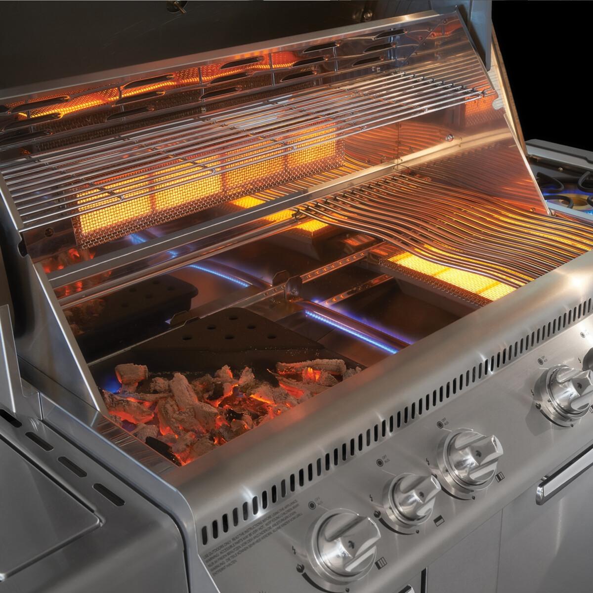 barbecue a gas napoleon lex730rsib napoleon barbecue a gas. Black Bedroom Furniture Sets. Home Design Ideas