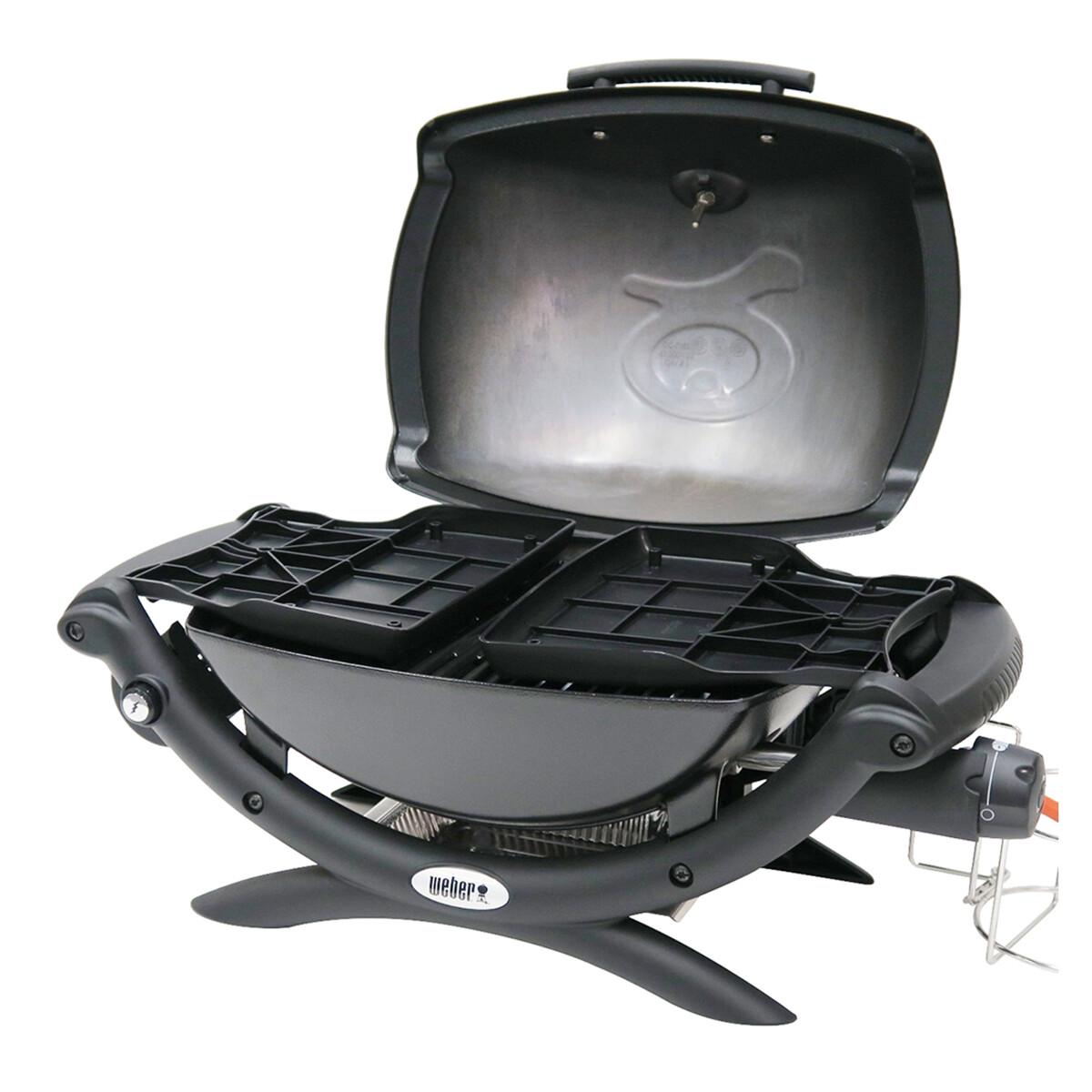 weber q 1200 weber barbecue a gas il mondo del barbecue. Black Bedroom Furniture Sets. Home Design Ideas
