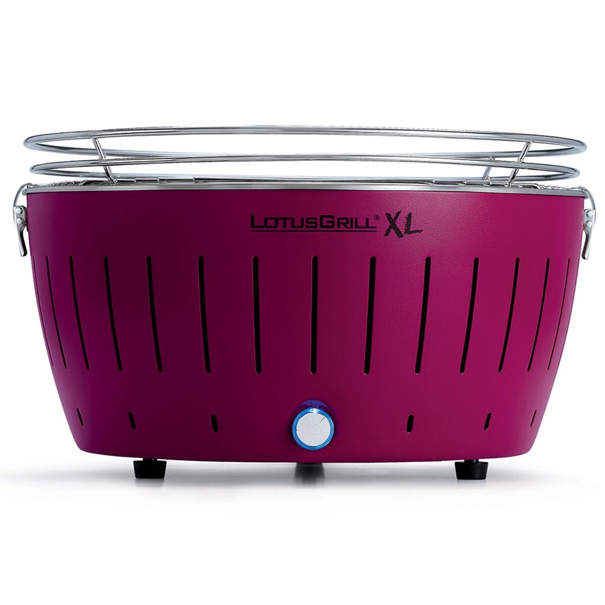 grill portatile lotus per esterno xl lotus grill barbecue a carbone il mondo del barbecue. Black Bedroom Furniture Sets. Home Design Ideas