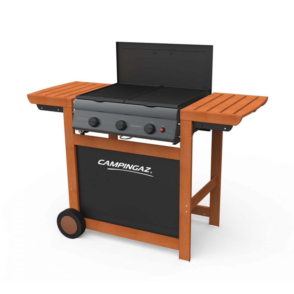 campingaz woody 3 adelaide barbecue a gas il mondo del barbecue. Black Bedroom Furniture Sets. Home Design Ideas