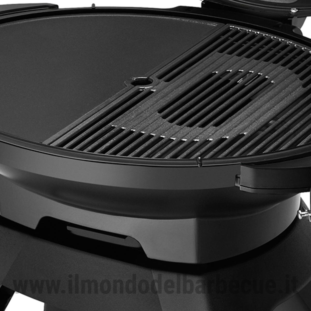 Bugg portatile con carrello barbecue a gas il mondo del - Barbecue portatile a gas ...