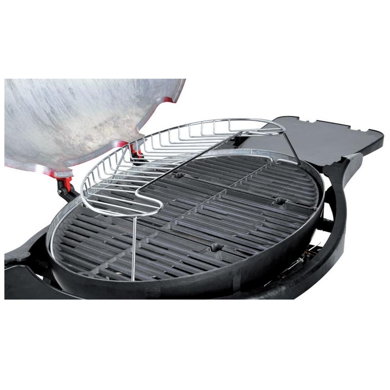 Dolcevita griglia scaldavivande per twingrill barbecue a for Griglia per barbecue bricoman