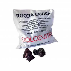 SACCO DI ROCCIA LAVICA DOLCEVITA