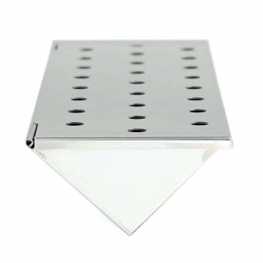 SMOKER BOX INOX V-SHAPE