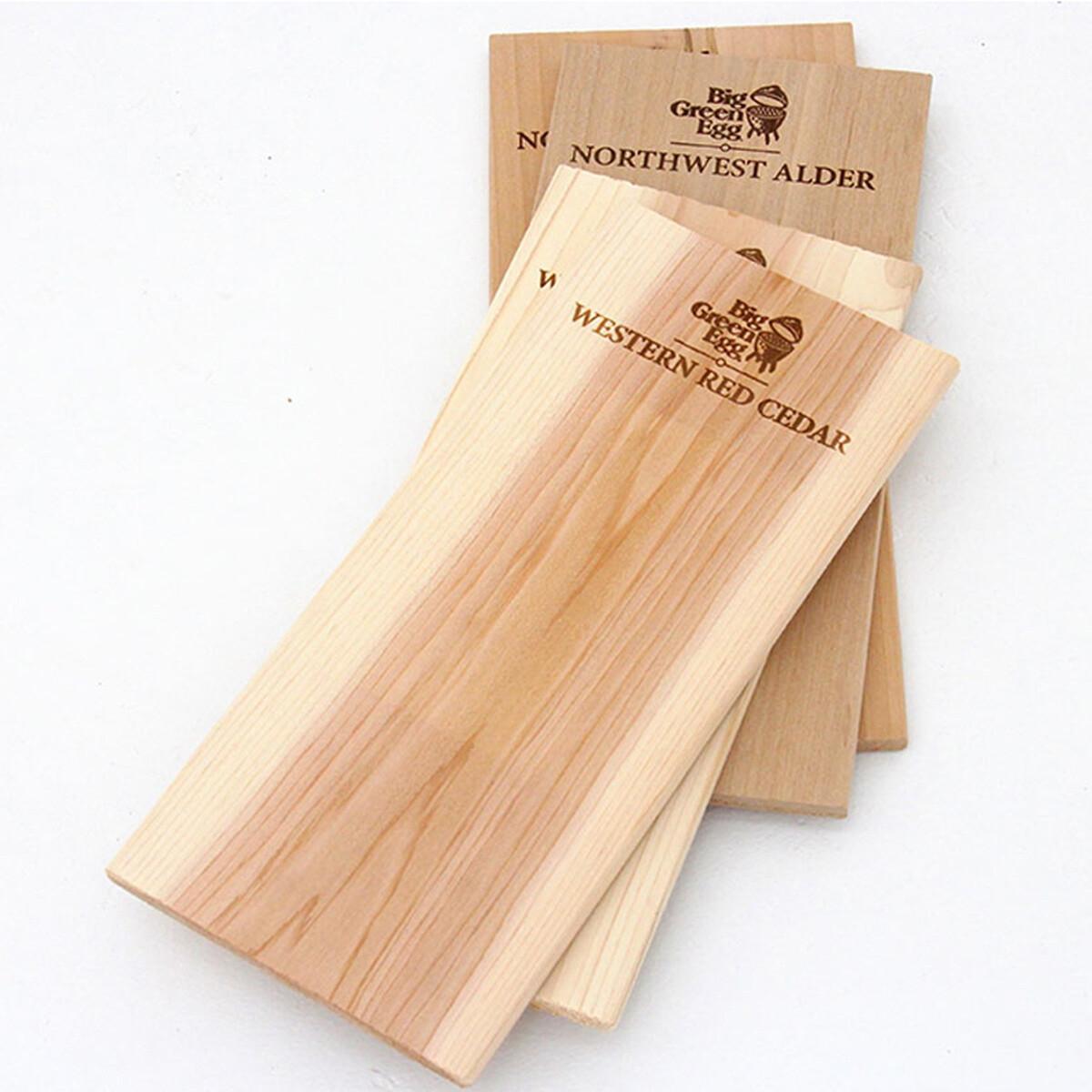 Base in legno di cedro per affumicare big green egg for Cabine laterali in legno di cedro