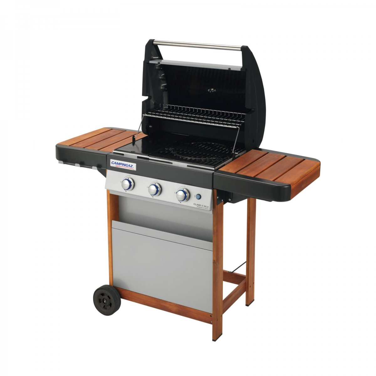 campingaz barbecue a gas 3 series woody l barbecue a gas. Black Bedroom Furniture Sets. Home Design Ideas