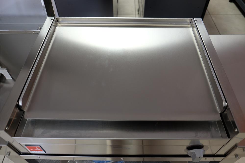Airone barbecue la piastra in acciaio inox - Piastra in acciaio inox per cucinare ...